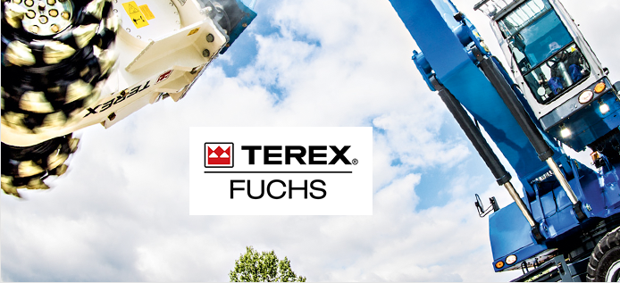 TEREX FUCHS Spare Parts in Germany | TechnikExpert