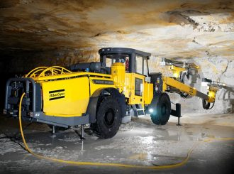 ATLAS COPCO SPARE PARTS FOR MINING AND ROCK EXCAVATION
