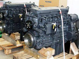 Enigens Mercedes Benz OM906 LA