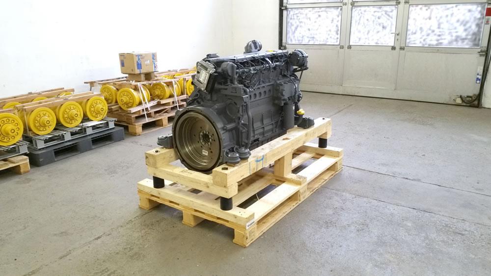 Engine DEUTZ TCD2013L062V